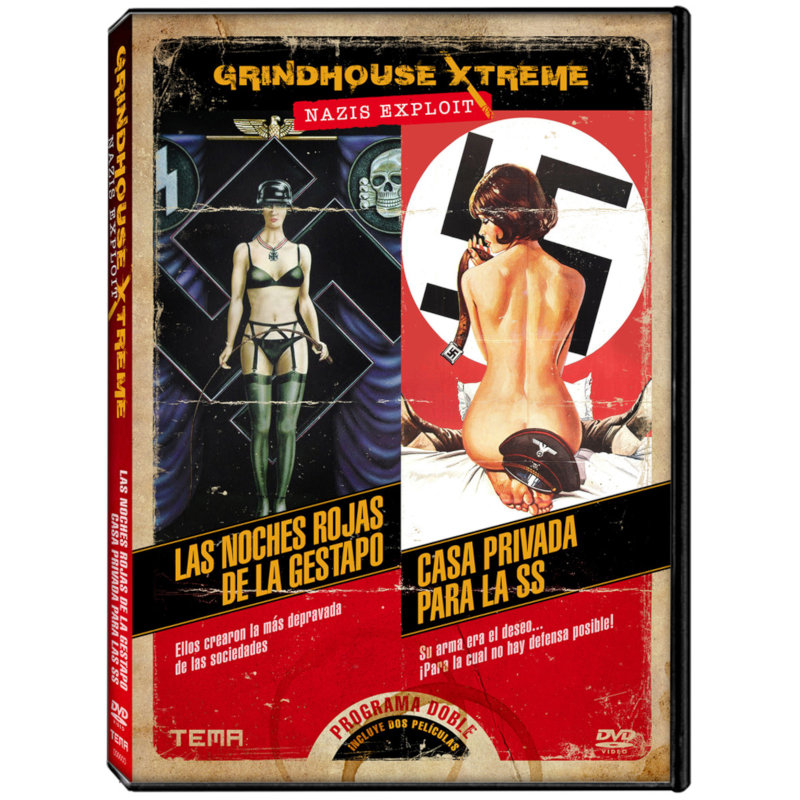 Películas eróticas ambientadas en la Alemania Nazi