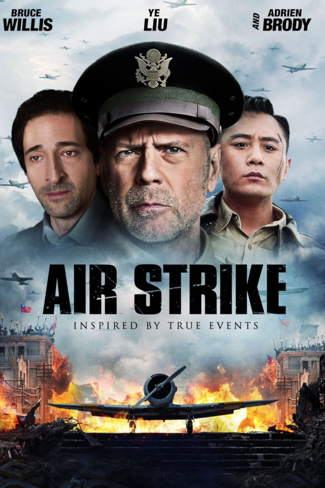 Air Strike de Bruce Willis