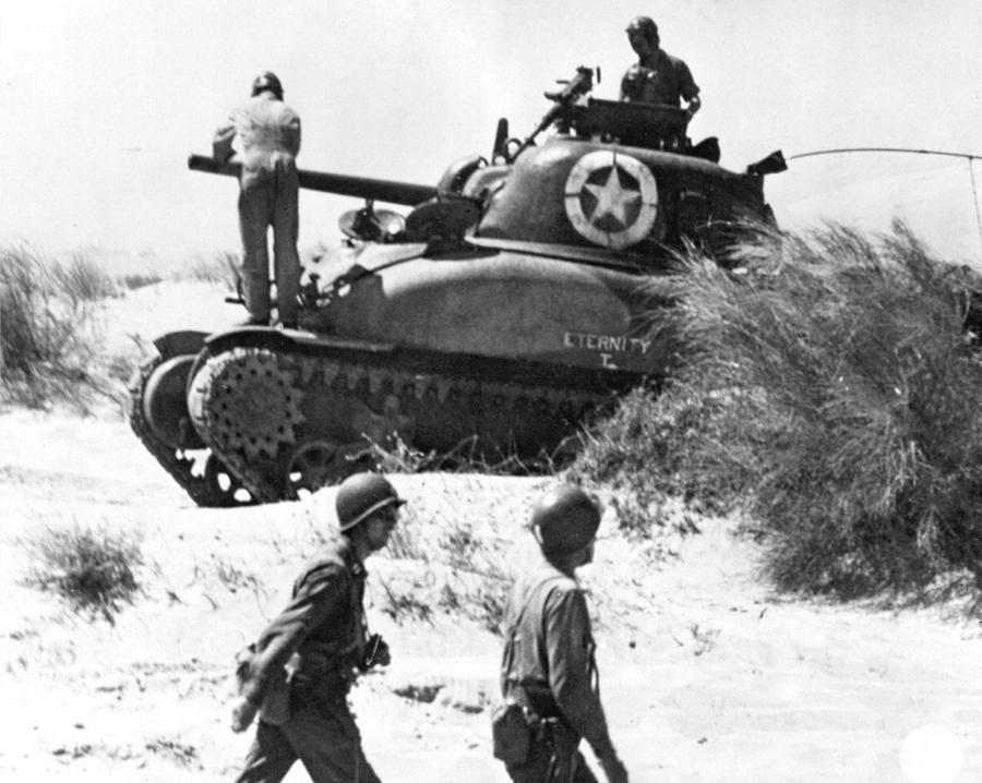 Desembarco Sicilia 10 julio 1943