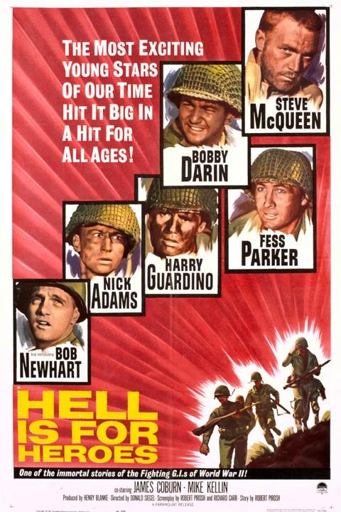 Comando: El infierno es para heroes