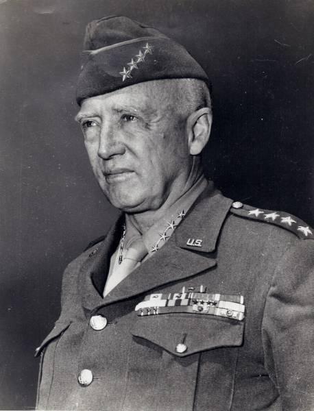 El rincón de Patton