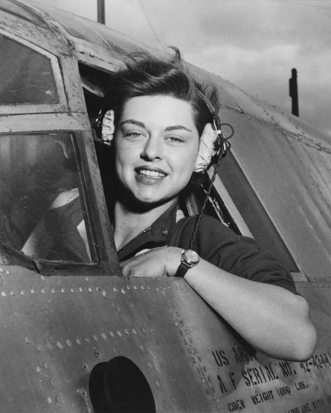 WASP – Women Airforce Service Pilots