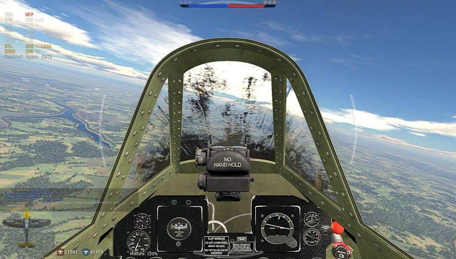 War Thunder – Oculus Rift