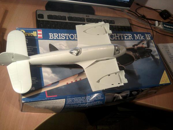 Bristol Beaufighter MK IF