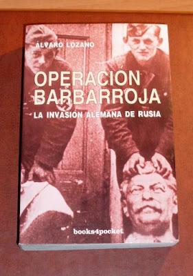 Operación Barbarroja – Álvaro Lozano